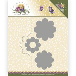 PM10154 - Mal - Precious Marieke - Blooming Summer - Pop-up Flower 2