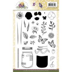 PMCS10040 - Stempel - Precious Marieke - Blooming Summer