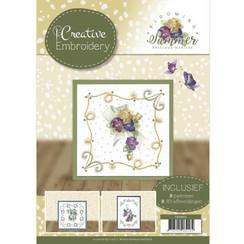 CB10002 - Creative Embroidery 2 - Precious Marieke - Blooming Summer