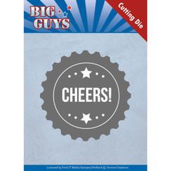 YCD10176 - Mal - Yvonne Creations - Big Guys - Cheers