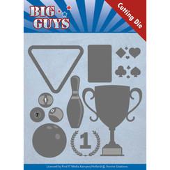 YCD10170 - Mal - Yvonne Creations - Big Guys - Play to Win