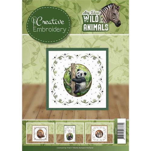 Amy Design CB10001 - Creative Embroidery 1 - Amy Design - Wild Animals