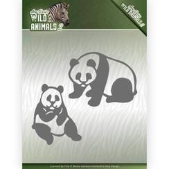 ADD10180 - Mal - Amy Design - Wild Animals 2 - Panda Bear