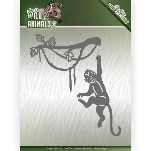 Amy Design ADD10179 - Mal - Amy Design - Wild Animals 2 - Spider Monkey