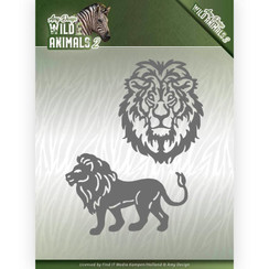 ADD10177 - Mal - Amy Design - Wild Animals 2 - Lion