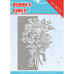YCD10168 - Mal - Yvonne Creations - Bubbly girls- Bouquet