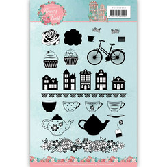 YCCS10048 - Stempel - Yvonne Creations - Flowers with a Twist
