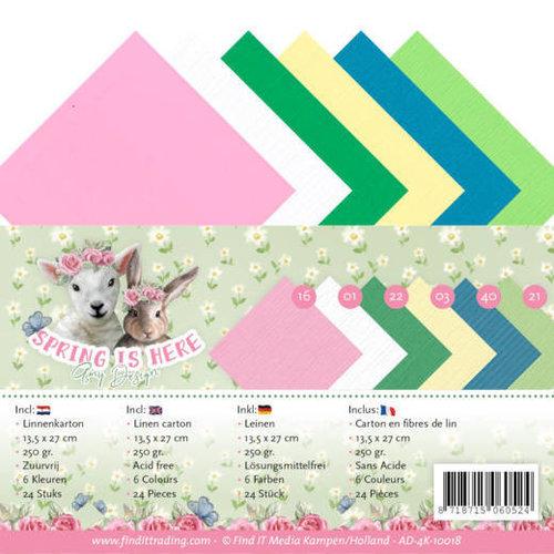 Amy Design AD-4K-10018 - Linnenpakket - 4K - Amy Design - Spring is Here