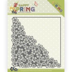 PM10145 - Mal - Precious Marieke - Happy Spring - Happy Flower Corner