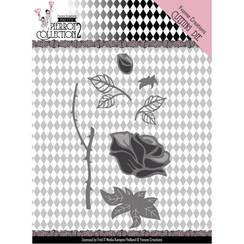YCD10163 - Mal - Yvonne Creations- Pretty Pierrot 2 - Rose