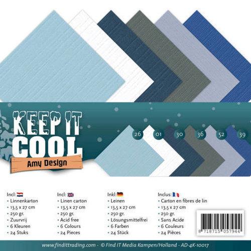 Amy Design AD-4K-10017 - Linnenpakket - 4K - Amy Design - Keep it Cool
