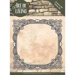 JAD10053 - Mal - Jeanines Art- Art of Living - Art of Living Frame
