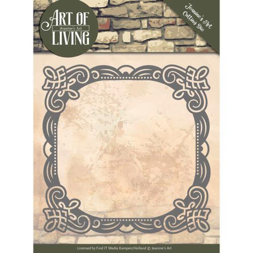 Jeanines Art JAD10053 - Mal - Jeanines Art- Art of Living - Art of Living Frame