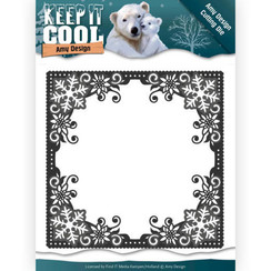 ADD10158 - Mal - Amy Design - Keep it Cool - Cool Square Frame