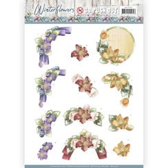 SB10300 - Uitdrukvel - Precious Marieke - Winter Flowers - Helleborus