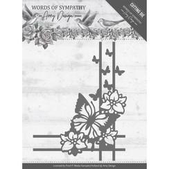 ADD10156 - Mal - Amy Design - Words of Sympathy - Sympathy Corner