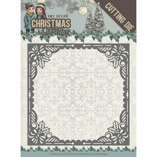 Amy Design ADD10147 - Mal - Amy Design - Christmas Wishes - Baubles Frame
