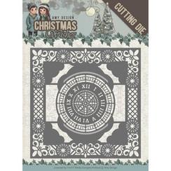 ADD10148 - Mal - Amy Design - Christmas Wishes - Twelve O'clock frame