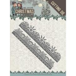 ADD10150 - Mal - Amy Design - Christmas Wishes - Snowflake Borders