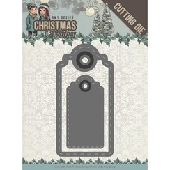 ADD10153 - Mal - Amy Design - Christmas Wishes - Wishing Labels