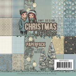 ADPP10023 - Papierpak - Amy Design - Christmas Wishes