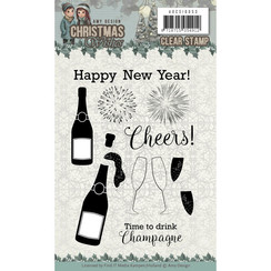 ADCS10053 - Stempel - Amy Design - Christmas Wishes