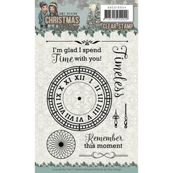 ADCS10054 - Stempel - Amy Design - Christmas Wishes