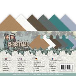 AD-4K-10016 - Linnenpakket - 4K - Amy Design - Christmas Wishes
