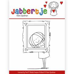 JBCS10002 - Stempel - René Speelman - Jabbertje - Photo Frame