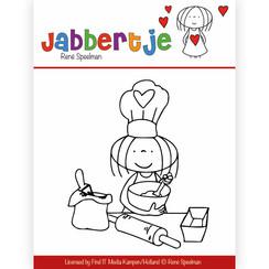 JBCS10003 - Stempel - René Speelman - Jabbertje - Baking