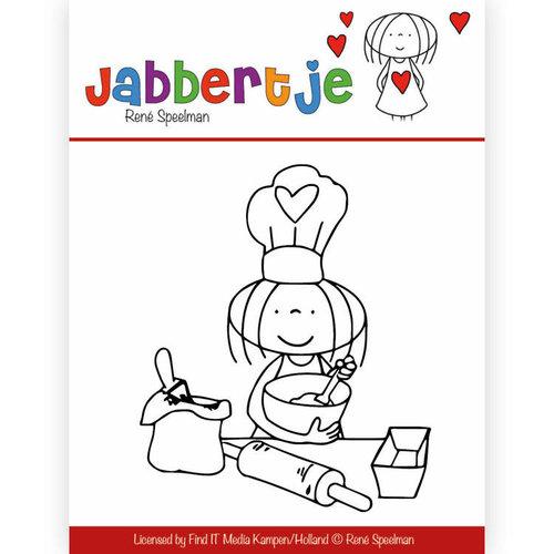 Collecties JBCS10003 - Stempel - René Speelman - Jabbertje - Baking
