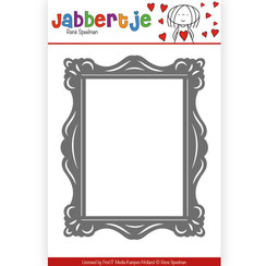 JBD10001 - Mal - René Speelman - Jabbertje - Picture Frame