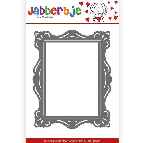 Collecties JBD10001 - Mal - René Speelman - Jabbertje - Picture Frame