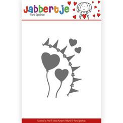 JBD10004 - Mal - René Speelman - Jabbertje - Balloons