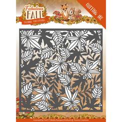 YCD10147 - Mal - Yvonne Creations - Fabulous Fall - Autumn Frame