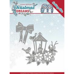 YCD10145 - Mal - Yvonne Creations - Christmas Dreams - Christmas Lantern