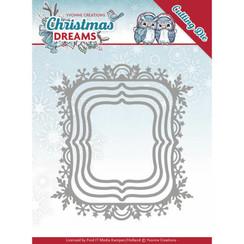 YCD10142 - Mal - Yvonne Creations - Christmas Dreams - Christmas Borders