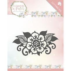 PM10137 - Mal - Precious Marieke - Flowers in Pastels - Single Flower