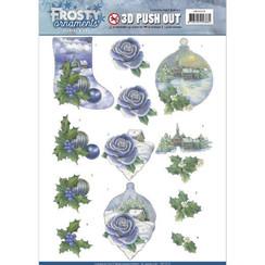 SB10278 - Uitdrukvel - Jeanines Art- Frosty Ornaments - Snowy Landscapes