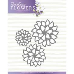 PM10122 - Mal - Precious Marieke - Timeless Flowers - Dahlia Trio