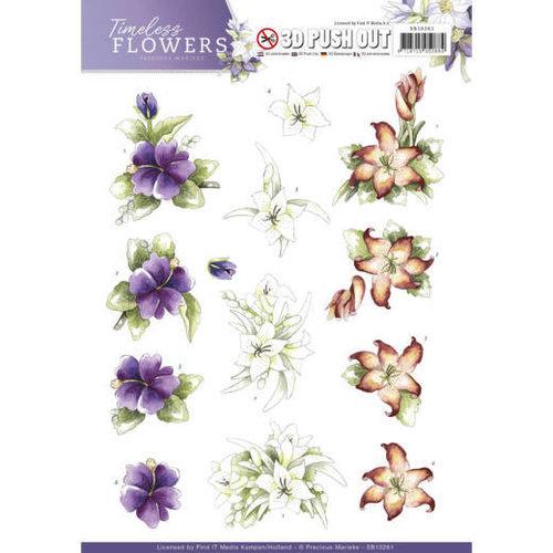 Precious Marieke SB10261 - Push Out - Precious Marieke - Timeless Flowers - Lillies