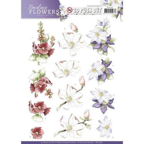 Precious Marieke SB10260 - Push Out - Precious Marieke - Timeless Flowers - Garden Flowers