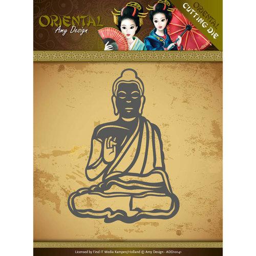 Amy Design ADD10141 - Mal - Amy Design Oriental - Meditating Buddhist