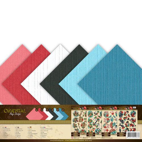 Amy Design AD-SC-10015 - Linnenpakket - SC - Amy Design Oriental