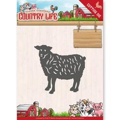 YCD10129 - Mal - Yvonne Creations - Country Life Sheep