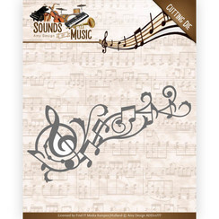 ADD10136 - Mal - Amy Design - Sounds of Music - Music Swirl