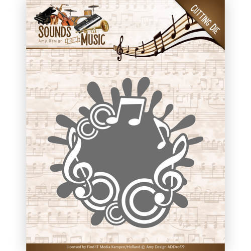 Amy Design ADD10135 - Mal - Amy Design - Sounds of Music - Music Label