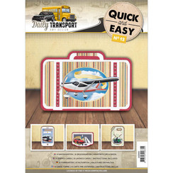 QAE10013 - Quick and Easy 13- Amy Design - Daily Transport