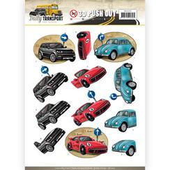 SB10235 - Uitdrukvel - Amy Design - Daily Transport - Daily Cars