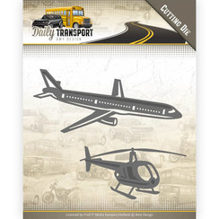 ADD10132 - Mal - Amy Design - Daily Transport - Through the Air